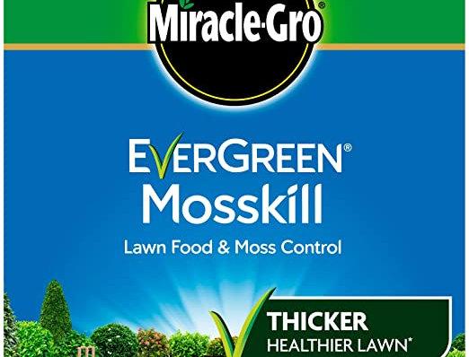 Lawn Moss Killer Treatment