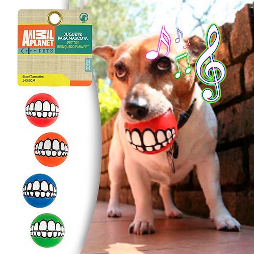 Juguete perro dientes