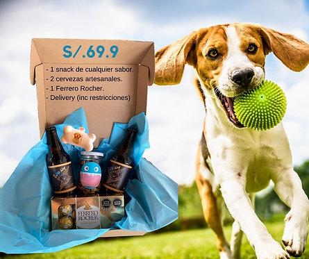 Pack Dog Houser