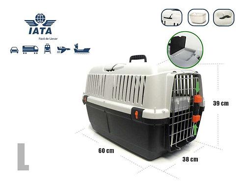 Transportador para mascota talla L