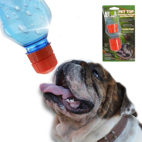 Adaptador para botella