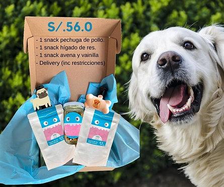 Pack Full Dog Houser