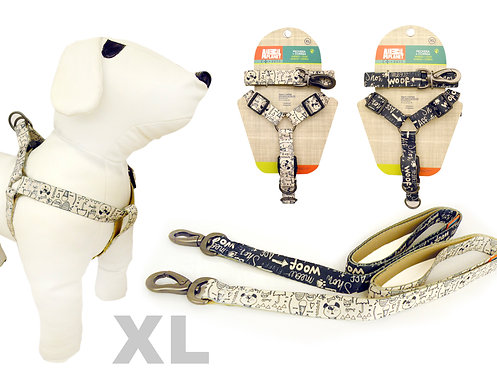 Pack arn̩es y correa talla XL