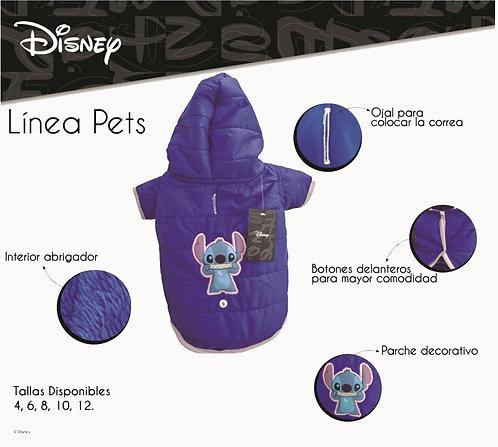 Casaca Stitch Talla 6 - Colección Disney