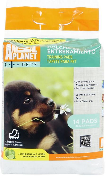 Pad de entrenamiento Animal Planet x14pz