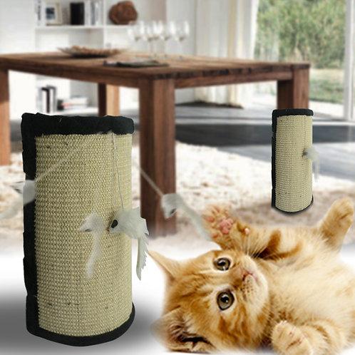 Rascador protector de mueble para gatos