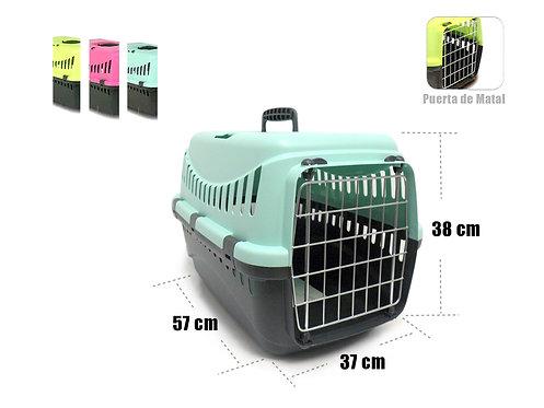 Transportador grande para mascota
