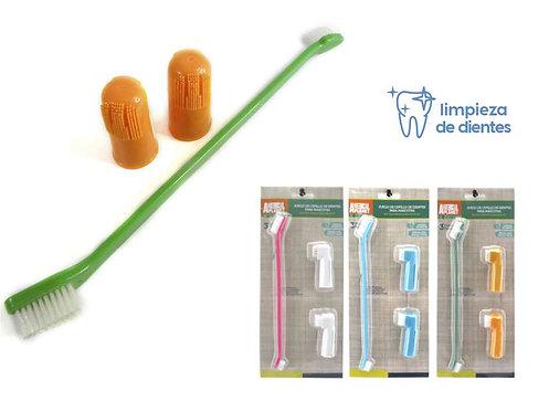 Pack cepillos Limpieza profunda de dientes