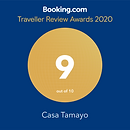 Traveller Review Awards 2020 Casa Tamayo