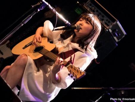 6月4日(月)有希乃ライブ@下北沢DaisyBar