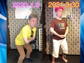 【祝1周年】ボーカルストレッチ