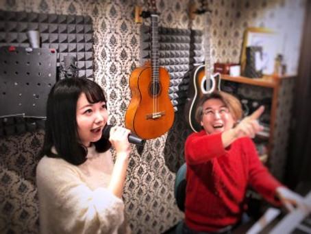 日程公開〜復活の20分歌声診断〜ボーカルクリニック