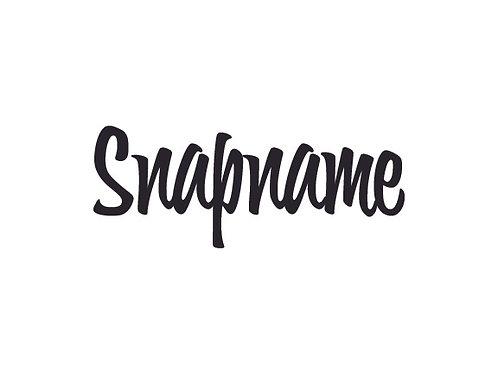Snapname13