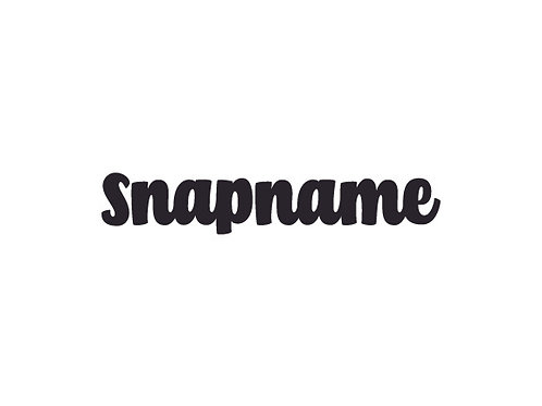 Snapname11