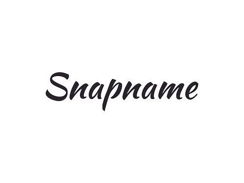 Snapname15