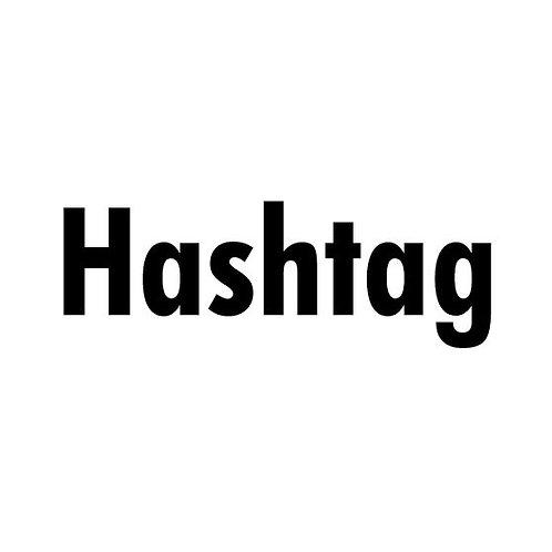 Hashtag9