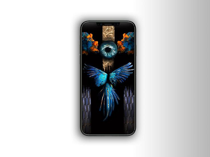 - Effusion Expansive - Fond d'écran 1023x1620 pixel
