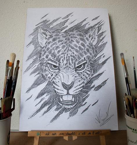 Dessin - Design n°23- 30x40 cm