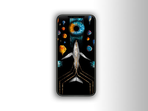 - Contemplation - Fond d'écran 1023x1620 pixel