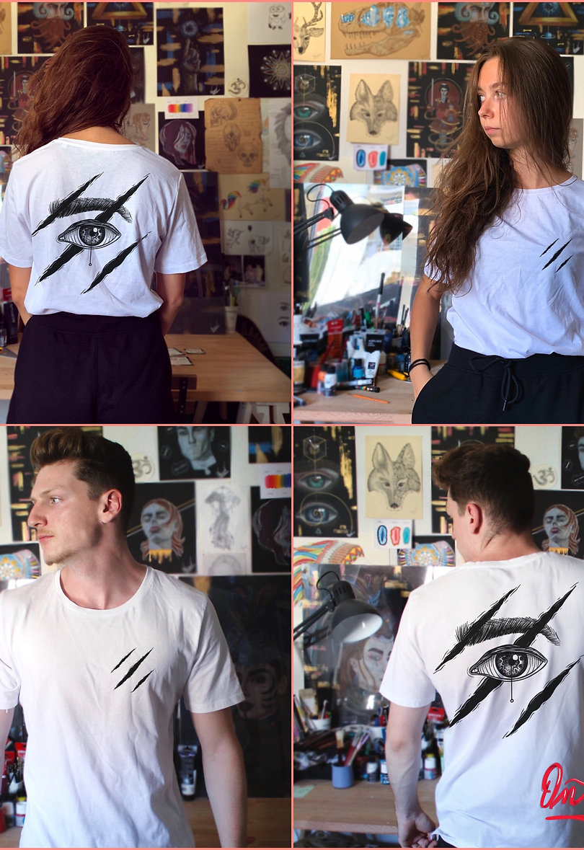 Tee-Shirt - S A U V A G E - 50 exemplaires