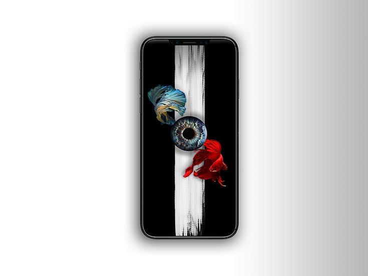 - Harmonie - Fond d'écran 1023x1620 pixel