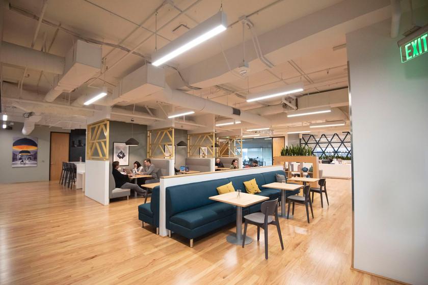 Spaces El Segundo office