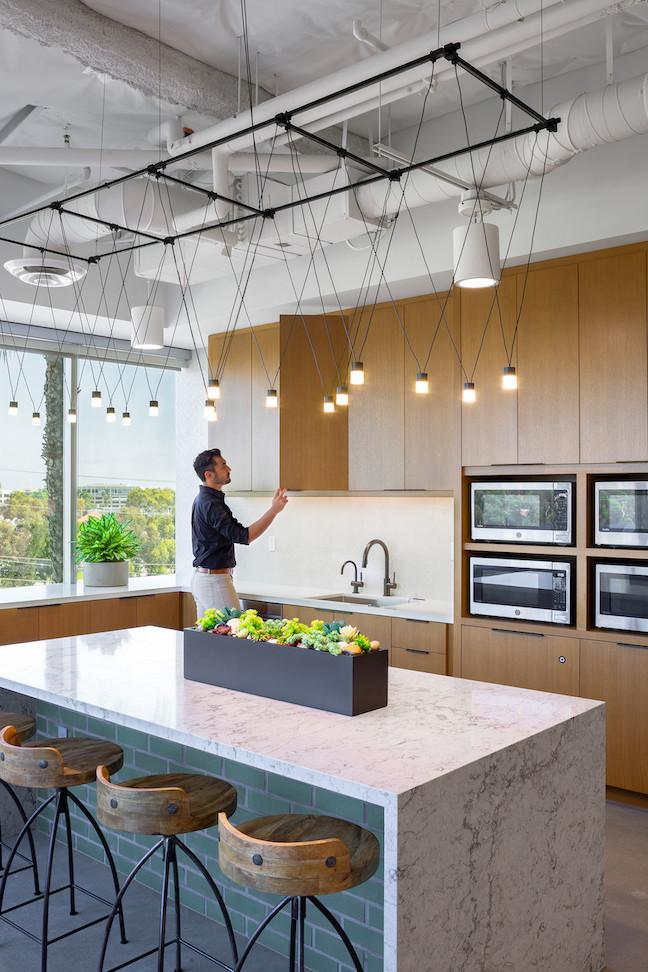 Green Street Newport Beach kitchen