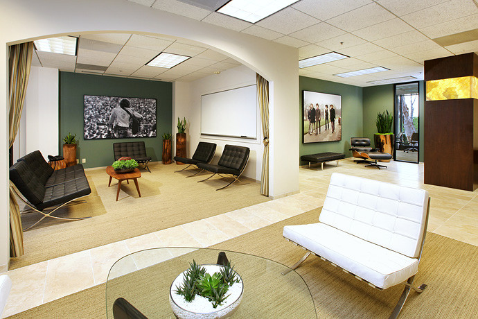 ROC Corporate tenant improvement