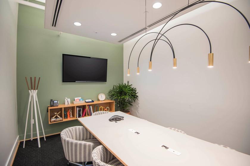 Spaces Calabasas meeting room