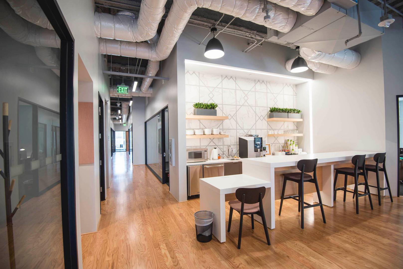 Spaces Costa Mesa kitchen