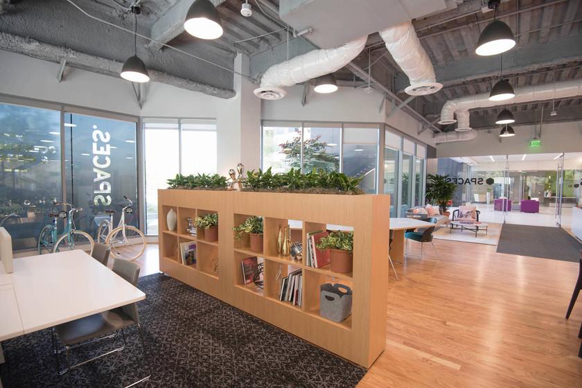 Spaces Costa Mesa office