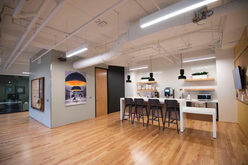 Spaces El Segundo kitchen