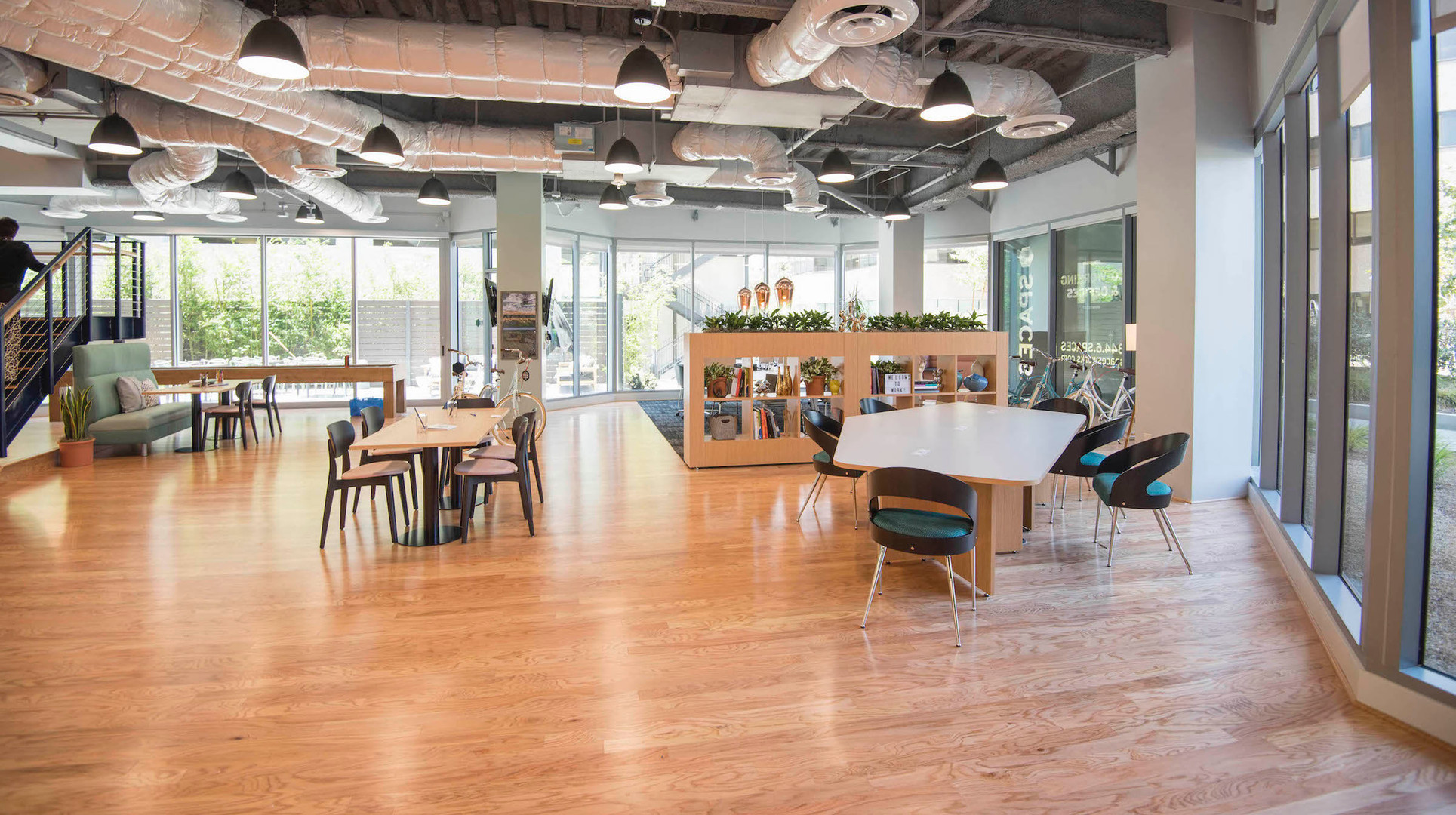 Spaces Costa Mesa offices