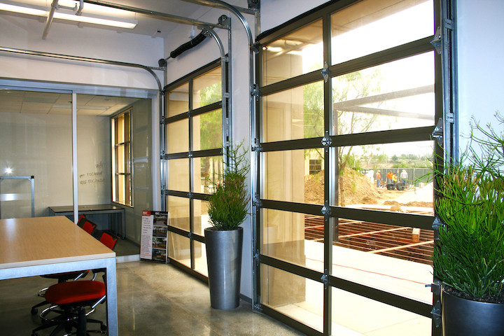 ROC URP office space
