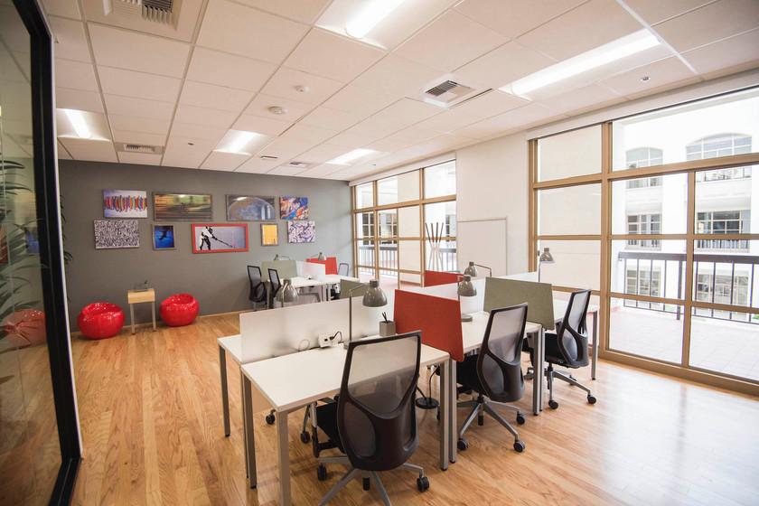 Spaces Calabasas offices