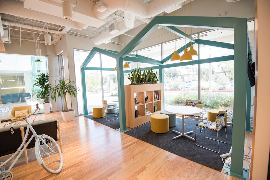 Spaces Intersect co-working