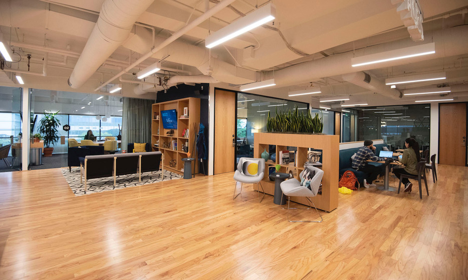 Spaces El Segundo offices