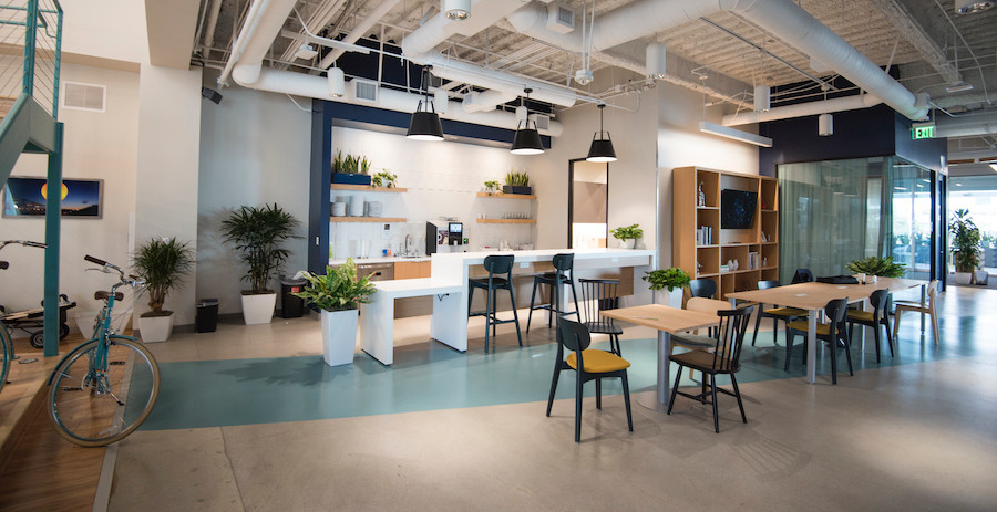 Spaces Intersect offices