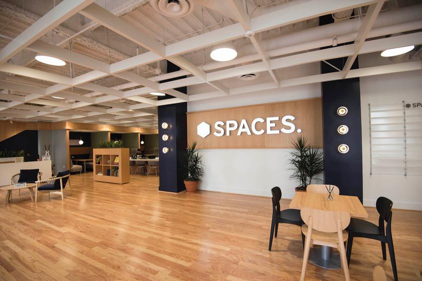Spaces Calabasas entry