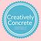 Creatively Concrete Logo