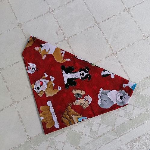 Red Doggie Bandana