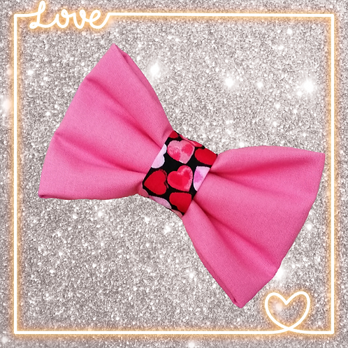 Pink with love