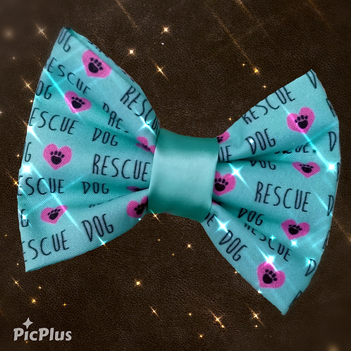 Rescue Dog Bow