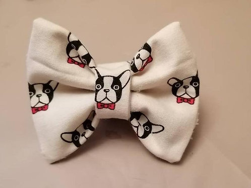 French Bulldog Bow Tie