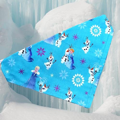 Frozen bandana
