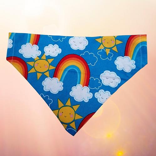 Over the rainbow bandana