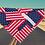 Thumbnail: USA Flag Bandana