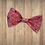 Thumbnail: Pink Floral Bow Tie
