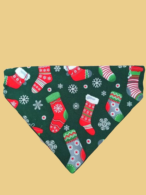 Christmas Stocking Bandana