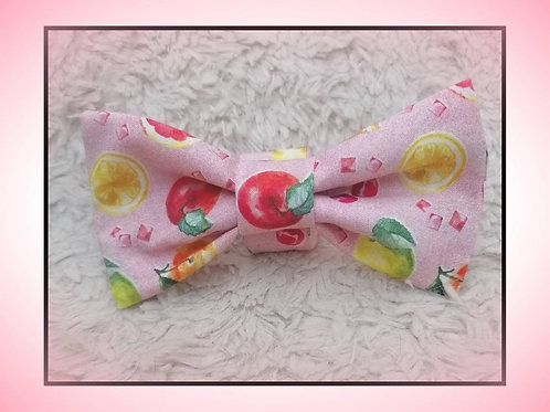 Pink Summer Fruit Bow